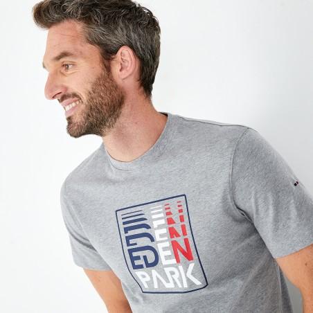 T-shirt en coton avec...