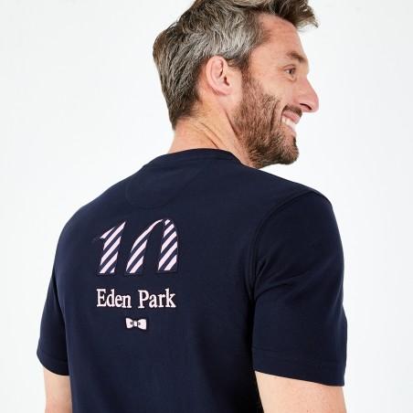T-shirt en piqué de coton...
