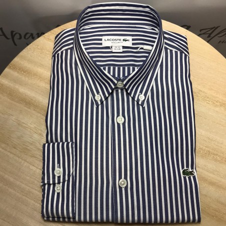 Chemise regular fit en...